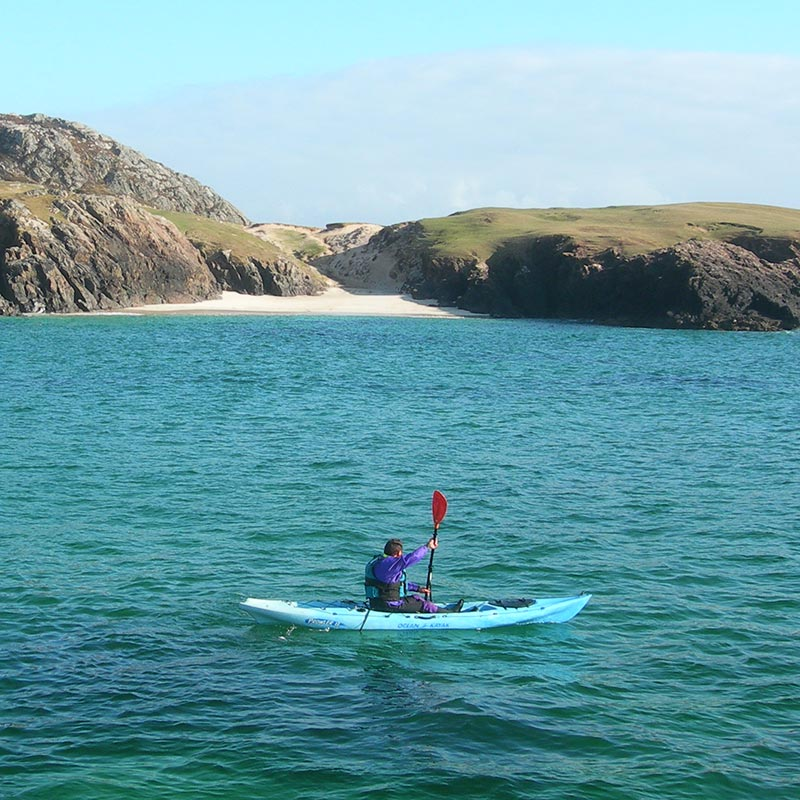 Kayaking Clachtoll